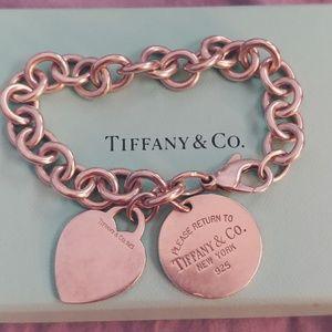 Authentic Rare Tiffany Bracelet
